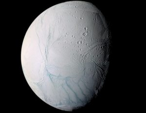 organic molecules detected in plumes from saturns moon Enceladus