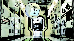 cimon the droid like AI robot is headed to the ISS