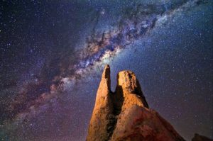 Milky ways mass gets calculated