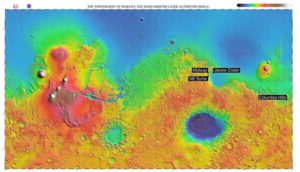 landing site for next mars mission announced by nasa