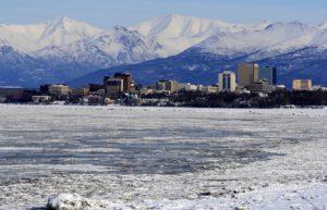 major 7.0 magnitude earthquake hits near anchorage Alaska