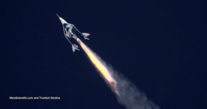 virgin galactic prepares to take tourists to space