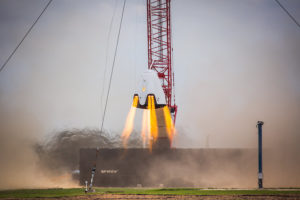 few details available in space x crew dragon accident investigation