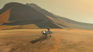 life searching drone program planned for saturns moon titan