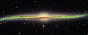 second study confirms Milky Way is warped and twisted
