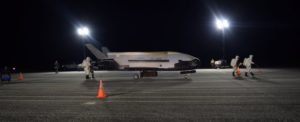 secret space plane mission is longest ever