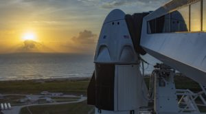 second manned space x crew dragon flight now set for November 14