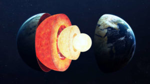 previously unknown structures discovered near earths core