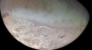nasa plans mission to Neptune's moon triton