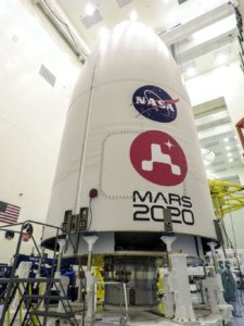 launch of mars rover perseverance pushed back beyond July 30