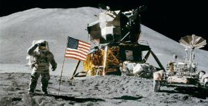 Apollo moon footage gets restored using AI