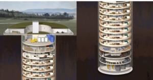 luxury underground bunkers becoming more popular