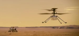 1st interplanetary helicopter is headed to mars