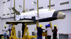India successfully test flies a reusable launch vehicle