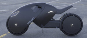 Russian designer unveils futuristic superbike design