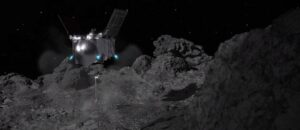 nasa successfully lands on asteroid Bennu to collect samples