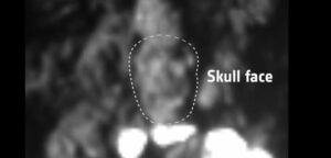scientists find that comet lander made touchdown in skull faced ridge