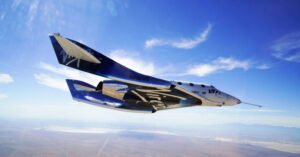 virgin galactic announces first flight from spaceport America is this fall