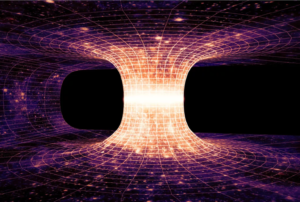 scientists believe we will soon be able to find wormholes in space