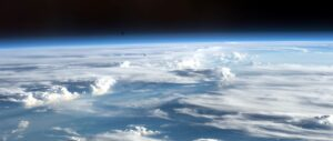 microbes in earths atmosphere could help in search for life on other planets