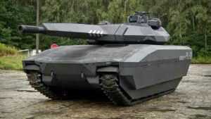 first military unit with killer robot tanks is set up by Russia