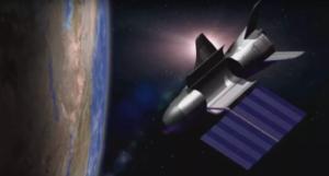 secretive x-37b space plane tests orbiting solar power arrays