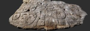 ancient stone slab could be oldest map in Europe