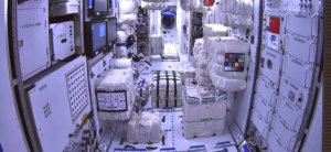 China successfully docks with new space station prompting new space race fears