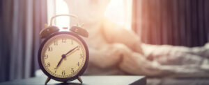 new study finds waking one hour earlier benefits mental health