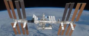 space station gets new solar arrays
