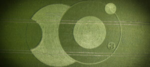 eclipse crop circle appears in UK