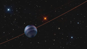 exoplanet 35 light yrs away is directly imaged by astronomers