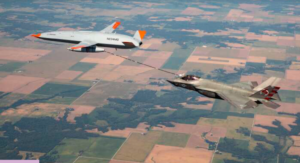 drones tested for refueling fighter jets