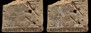 ancient Babylonian tablet may contain earliest depiction of a ghost
