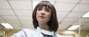 robotics company unveils android nurse