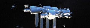 blue origin & Sierra space announce plans for space station